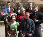 04-25-2008 SWOSU Business Students Win Impressively at State Conference by Southwestern Oklahoma State University
