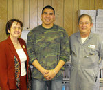 01-06-2009 NewPark Drilling Fluids Creates Internship Program with SWOSU by Southwestern Oklahoma State University