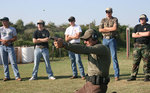 01-07-2009 SWOSU Students Participate in Firearms Course by Southwestern Oklahoma State University