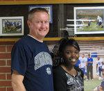 01-08-2009 Fans Win Scholarships at SWOSU Basketball Festival 2/2 by Southwestern Oklahoma State University