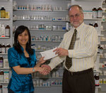 01-28-2009 SWOSU Student Secures $2,500 for Local Free Clinic by Southwestern Oklahoma State University