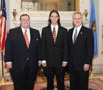 02-05-2009 Bozell Named Gov. Brad Henry International Scholar by Southwestern Oklahoma State University