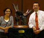 02-09-2009 SWOSU Pharmacy Professor & Mercy Health Center Employee Win Prestigious Award by Southwestern Oklahoma State University
