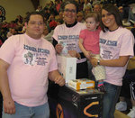 02-20-2009 SWOSU Pink Out Night Raise $1,060 for Cancer Research 2/2 by Southwestern Oklahoma State University