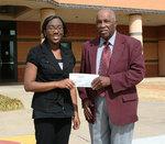 03-06-2009 SWOSU Student Wins Award from Jeltz Scholarship Foundation by Southwestern Oklahoma State University
