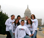 03-10-2009 Students Attend TRiO Activities at State Capitol by Southwestern Oklahoma State University