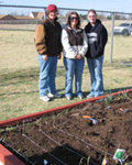 04-03-2009 SWOSU Students Help Youngsters with Garden by Southwestern Oklahoma State University
