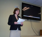 04-15-2009 SWOSU Student Presents at National Literary Conference by Southwestern Oklahoma State University