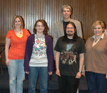 04-15-2009 Winners Announced at Westview Writers' Festival by Southwestern Oklahoma State University