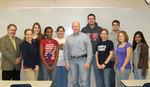 02-01-2010 Pharmacy Alum Returns to SWOSU Class by Southwestern Oklahoma State University