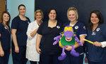 03-01-2010 SWOSU Nursing Students Hold Dental Health Day at Burcham 2/2 by Southwestern Oklahoma State University