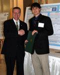04-06-2010 Bernhardt Represents SWOSU at Oklahoma Research Day by Southwestern Oklahoma State University