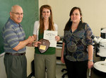04-09-2010 SWOSU's Carissa Fischer Wins Top Award at Tri Beta Convention by Southwestern Oklahoma State University