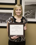 05-03-2010 SWOSU Chemistry Students Win Awards 1/18 by Southwestern Oklahoma State University