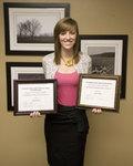 05-03-2010 SWOSU Chemistry Students Win Awards 9/18 by Southwestern Oklahoma State University