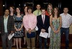 05-03-2010 SWOSU Biology Students Win Awards 1/4 by Southwestern Oklahoma State University