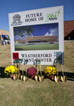 11-09-2010 Ground-breaking Ceremony Held for Weatherford Event Center 2/2 by Southwestern Oklahoma State University