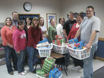 12-20-2010 SWOSU's CAB Adopts Two Families for Christmas Season by Southwestern Oklahoma State University