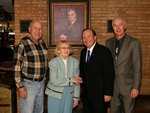 01-10-2011 Berrong Gives $250,000 to SWOSU for Engineering Technology Department by Southwestern Oklahoma State University