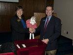 01-20-2011 SWOSU Makes Educational Materials Donation to Oklahoma City Public Schools by Southwestern Oklahoma State University