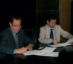 02-08-2011 SWOSU Signs Agreements with Two Universities in China by Southwestern Oklahoma State University