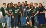 02-25-2011 SWOSU and Cheyenne and Arapaho Tribal College Students Win Honors at Conference by Southwestern Oklahoma State University