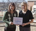 03-01-2011 SWOSU NSO Leaders Win Regional Showcase Award by Southwestern Oklahoma State University