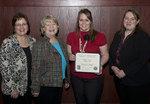 03-09-2011 Flood Wins AAUW Scholarship by Southwestern Oklahoma State University