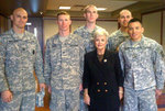 03-09-2011 Guard Officer Leadership Development Program Aids in Luncheon by Southwestern Oklahoma State University