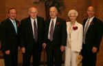 04-01-2011 SWOSU Professor of Nearly 40 Years Wins Bernhardt Award by Southwestern Oklahoma State University