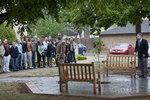 04-27-2011 ElGenia French Memorial Dedicated at SWOSU 1/2 by Southwestern Oklahoma State University