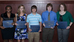 04-27-2011 SWOSU Biology Students Win Awards 1/8 by Southwestern Oklahoma State University