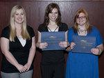 04-27-2011 SWOSU Biology Students Win Awards 4/8 by Southwestern Oklahoma State University