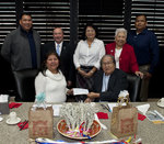 01-23-2013 Cheyenne and Arapaho Tribal College Receives $500,000 from Tribes