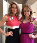 04-17-2013 Sauer and Shryock Represent SWOSU at Miss Oklahoma Contestants Day
