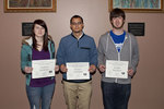 04-29-2013 SWOSU Music Students Receive Scholarships to attend Prestigious Summer Jazz Camp
