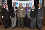 05-06-2013 City of Weatherford Presented Business Partnership Excellence Award