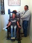 09-27-2013 SWOSU Students Get Rare Tour of Oklahoma Penitentiary 1/2