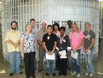 09-27-2013 SWOSU Students Get Rare Tour of Oklahoma Penitentiary 2/2