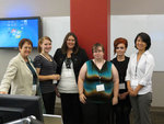 10-14-2013 Four of 12 Slots for Geospatial Fellowship Program Filled by SWOSU Students