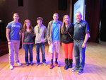 11-07-2013 High School Students Win $500 Scholarships at SWOSU Saturday