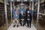 11-13-2013 Four Alums Honored by SWOSU Pharmacy Alumni Association