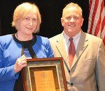 11-25-2013 Astle Receives Golden Quill Award from Oklahoma Bar Association