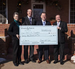 02-27-2014 Evans & Davis Give $25,000 to SWOSU Foundation by Southwestern Oklahoma State University