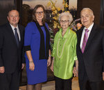 03-14-2014 Patsy Parker Wins Bernhardt Award at SWOSU by Southwestern Oklahoma State University