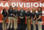 03-31-2014 Athletic Training Students Volunteer at NCAA Wrestling Championship by Southwestern Oklahoma State University