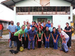 04-11-2014 SWOSU Group Provides Medical Needs to 322 in Panama by Southwestern Oklahoma State University