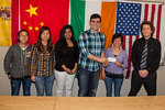 04-29-2014 SWOSU International Students Donate to Food Pantry by Southwestern Oklahoma State University