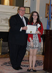 04-30-2014 SWOSU's Mackenzie Bergagnini Wins Second Place at Research Day by Southwestern Oklahoma State University