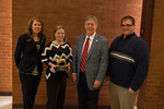 01-06-2015 Seratte Presented First-Ever Brandy Award from SWOSU College of Pharmacy by Southwestern Oklahoma State University